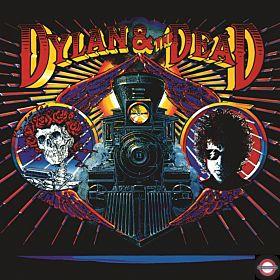 Bob Dylan & Dead  - Dylan & The Dead