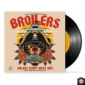 """Broilers - Gib das Schiff nicht auf! - Limitierte 7"""" Vinyl-Single"""