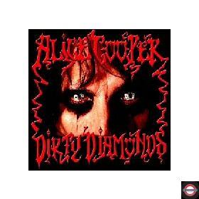 Alice Cooper - Dirty Diamonds (Transparent Red) RSD 2020