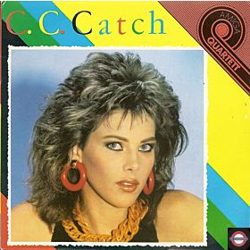 "C.C. Catch  (7"" Amiga-Quartett-Serie)"