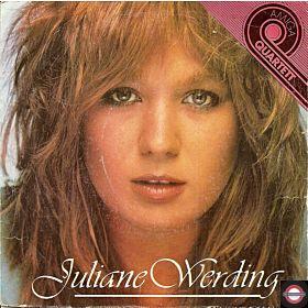"""Juliane Werding  (7"""" Amiga-Quartett-Serie)"""