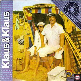 """Klaus & Klaus (7"""" Amiga-Quartett-Serie)"""
