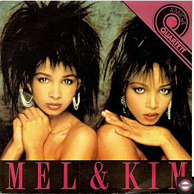 "Mel & Kim  (7"" Amiga-Quartett-Serie)"
