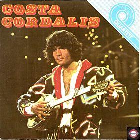 """Costa Cordalis (7"""" Amiga-Quartett-Serie)"""