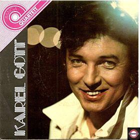 "Karel Gott (7"" Amiga-Quartett-Serie)"