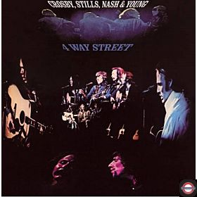Crosby Stills Nash & Young - 4 Way Street ( Expanded Edition RSD 2019 )