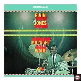 Elvin Jones - Midnight Walk