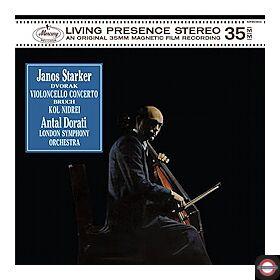 Dvorak: Violincello Concerto/Bruch - Kol Nidrei (45Rpm-Edition)