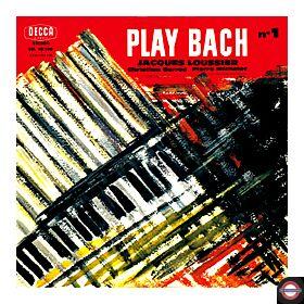 Jacques Loussier Trio - Play Bach No. 1