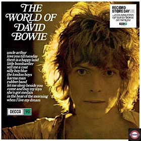 Bowie, David - The World Of David Bowie ,stereo ( RSD 2019 )