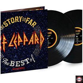 Def Leppard - The Story So Far Vol. 2, 2 LP (RSD 2019)
