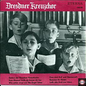 Dresdner Kreuzchor singt Weihnachtslieder