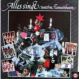 Alles singt unterm Weihnachtsbaum