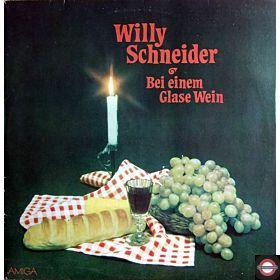 Bei einem Glase Wein - Willy Schneider, Rundfunk-Tanzorchester Berlin & Jürgen Hermann