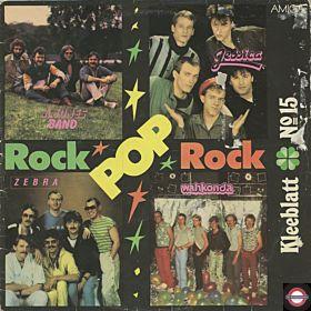 Kleeblatt Nr. 15 - Rock Pop Rock