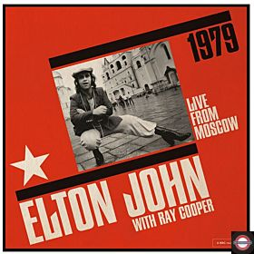 Elton John - Live from Moscow ( RSD 2019 )