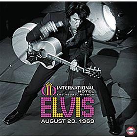 Elvis PRESLEY - Live at the International Hotel Las Vegas NV August 23 1969