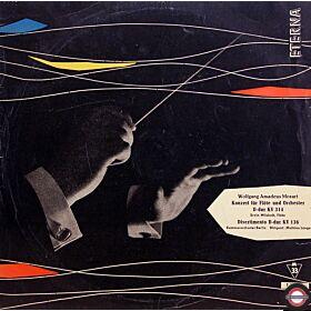 Mozart: Konzert für Flöte/Divertimento (10'') - III