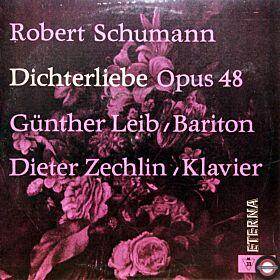 Schumann: Dichterliebe - mit Leib/Zechlin (10''; 1961)