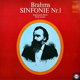 Brahms: Sinfonie Nr.1 - mit Otmar Suitner