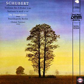 """Schubert: Sinfonien Nr. 5+7 (""""Die Unvollendete"""")"""