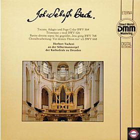 Bach: Toccata, Adagio und Fuge, Triosonate ...