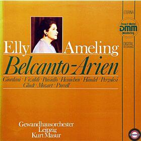 Ameling: Belcanto-Arien - von Giordani bis Purcell