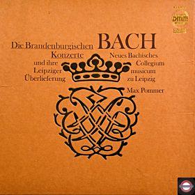 Bach: Brandenburgische Konzerte (Box mit 3 LP)