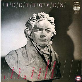 Beethoven: Sinfonien Nr.1 und Nr.2 - mit Kegel