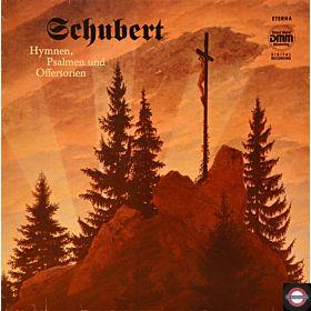 Schubert: Hymnen, Psalmen, Offertorien