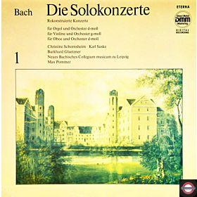Bach: Solokonzerte (1)