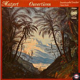 Mozart: Opern-Ouvertüren