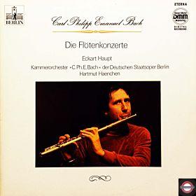 Bach, C.P.E.: Fünf Flötenkonzerte (2 LP)