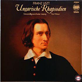 Liszt: Ungarische Rhapsodien - N.1 bis Nr.6