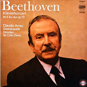 Beethoven: Klavierkonzert Nr.5 - mit Arrau (II)