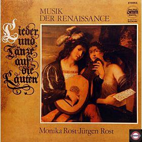 Renaissance-Musik für die Lauten