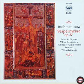 Rachmaninow: Vespermesse mit Moskauer Kammerchor