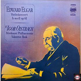 Elgar: Violinkonzert in h-moll - mit Igor Oistrach