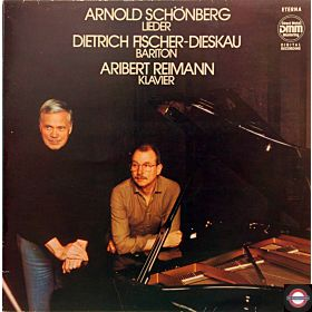 Schönberg: Lieder - mit Dietrich Fischer-Dieskau