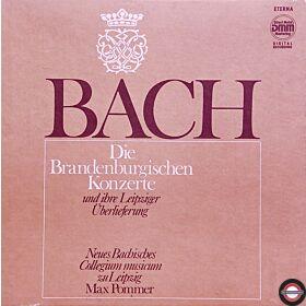 Bach: Brandenburgische Konzerte (Box, 3 LP) - II