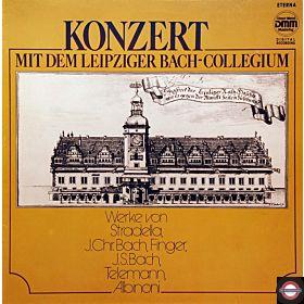 Bach-Collegium: Von Stradella bis Albinoni