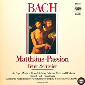 Bach: Matthäus-Passion (Oratorium/Ausschnitte)