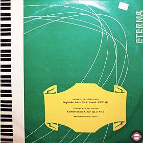 Bach/Beethoven: Englische Suite Nr.6/Klaviersonate