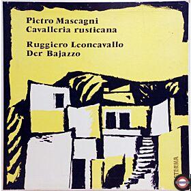 Mascagni/Leoncavallo: Cavalleria rusticana/Bajazzo