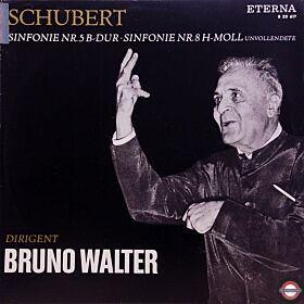 Schubert: Sinfonien Nr.5+7 - Bruno Walter dirigiert