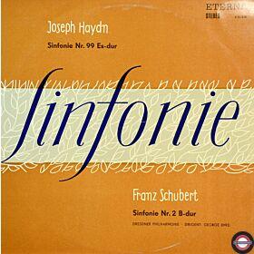 Haydn/Schubert: Sinfonie Nr.99 und Sinfonie Nr.2 (II)