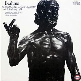 Brahms: Klavierkonzert Nr.2 - mit Richter-Haaser (III)