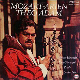 Adam: Arien aus Opern von Wolfgang Amadeus Mozart