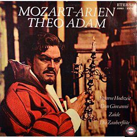 Adam: Arien aus vier Opern von Mozart