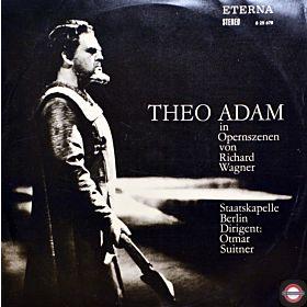 Adam: Szenen aus Opern von Wagner (Stereo; 1968)